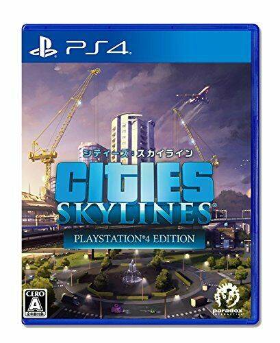 PS4  Cities  Skyline PlayStation 4 Edition