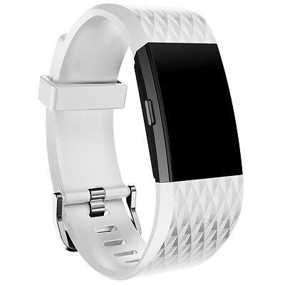 Sport Rechange Bracelet pour Fitbit Charge 2 Remplacement Regarder des bandes