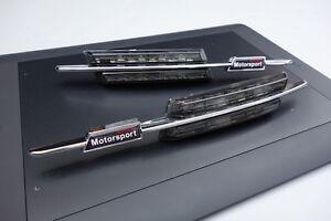 2-CLIGNOTANT-BMW-SERIE-5-E39-1995-2003-520i-523i-525i-528i-LED-MOTORSPORT-M-NOIR
