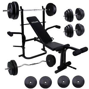 Multifuntion Pliable Banc de Musculation Station de ...