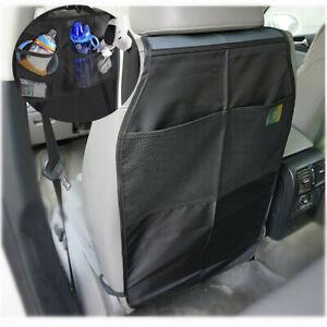 Car-Vehicle-Seat-Back-Protector-Cover-Children-Kids-Kick-Mat-Mud-Storage-Bag
