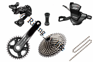 19a00d66726 Image is loading New-SHIMANO-XT-M8000-1x11-Speed-MTB-Groupset-