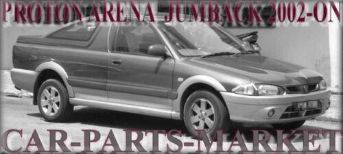 Côté Gauche Aile Porte Miroir Verre Pour Proton Arena Jumbuck 2002-2008