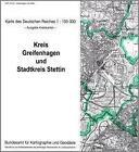 KDR 100 KK Greifenhagen und Stettin (2000, Mappe)