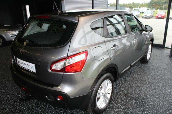 Nissan Qashqai 1,6 Acenta billede 16