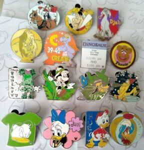 Cast-Lanyard-Series-Collection-Hidden-Mickey-Set-Choose-a-Disney-Trading-Pin