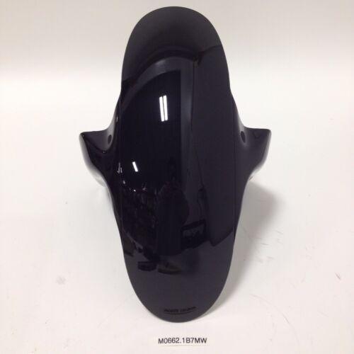 MIDNIGHT BLACK Erik Buell EBR Motorcycle FRONT FENDER M0662.1B7MW Rev A