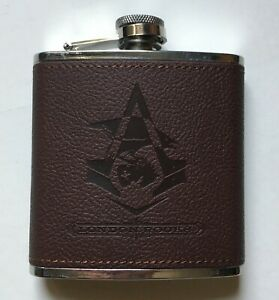 Assassin-039-s-Creed-Syndicate-Big-Ben-Exclusive-Flask-Very-Rare-Brand-New-Collector