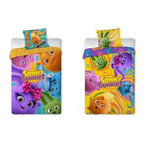 Sunny-Bunnies-Kinderbettwaesche-Bettwaesche-Babybettwaesche-100x135-cm-140x200-cm
