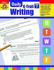 Daily 6-Trait Writing, Grade 7 by Evan-Moor Educational Publishers (Paperback, 2013)