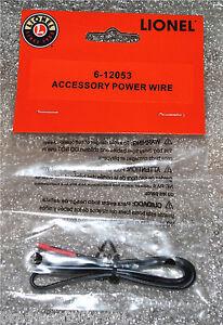 lionel o fastrack accessory power wire 6 2053 ebay. Black Bedroom Furniture Sets. Home Design Ideas