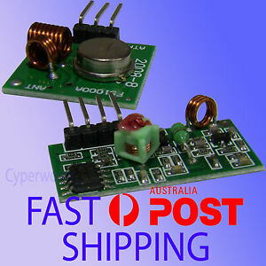 RF-transmitter-and-receiver-link-kit-for-Arduino-ARM-MCU-WL-433Mhz-Remote