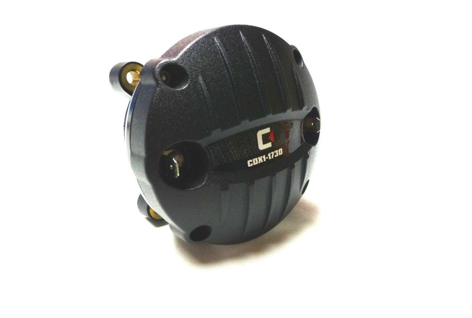 Controlador de de de compresión de neodimio Celestion CDX1-1730 - 1  - Bolt-on QSC K8, K10, K12  Centro comercial profesional integrado en línea.