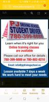 PJ Driving School (1 hour incar plus car for basic road test) Edmonton Edmonton Area Preview