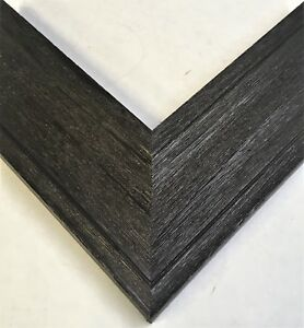 Details About 3 Wide Wood Oil Rubbed Bronze Picture Frame Moulding 18 Feet