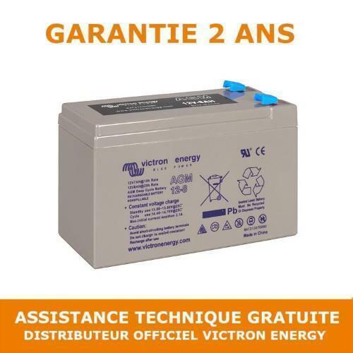 Victron Energy 12V 8Ah AGM Batterie à Décharge Profonde BAT212070084 Mobilité