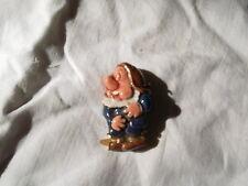 Broche nain  Walt Disney de Blanche neige abimée