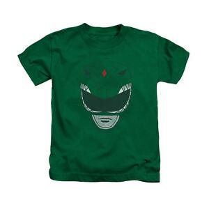 POWER-RANGERS-GREEN-RANGER-Toddler-amp-Boy-Graphic-Tee-Shirt-2T-3T-4T-4-5-6-7