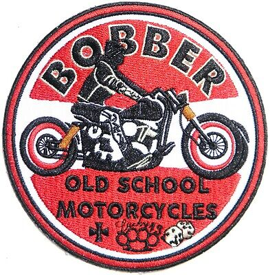 Rockabilly Iron On Patch Biker Retro Greaser Cafe Racer Gift Clothing Transfer A