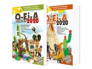 Katalog-O-EI-A-2er-Bundle-2020-O-Ei-A-Figuren-O-Ei-A-Spielzeug-NEU