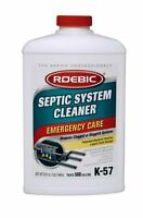 Roebic Laboratories, Inc. K-57-4 Septic System Treatment, 32-ounce , New, Free S