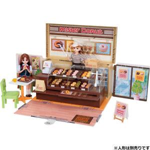 Takara-Tomy-Licca-Mister-Donut-Shop-Playset
