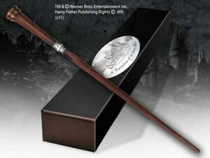 Image is loading Harry-Potter-Rufus-Scrimgeour -Character-Wand-with-Nameplate-