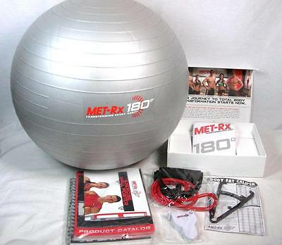 """Pieces New 4 Met-Rx 180-55/"""" Retractable Body Measuring Tapes-WEIGHT WATCHERS"""