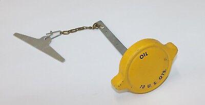 Old Stock Unused. Beechcraft 10 US QTS Oil Cap PN 35-939111