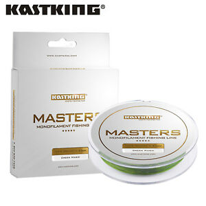 Details about KastKing Masters (300Yds/274M) Monofilament Line Freshwater  Fishing Line