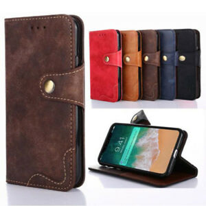 For Vodafone Smart N8 V8 E8 N9 N9 Lite Pu Leather Wallet Flip Stand Case Cover Cell Phone Accessories Cell Phones & Accessories