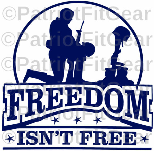 Freedom isnt free,Molon Labe,Military,Veterans,Troops,2A,Sticker,vinyl decals
