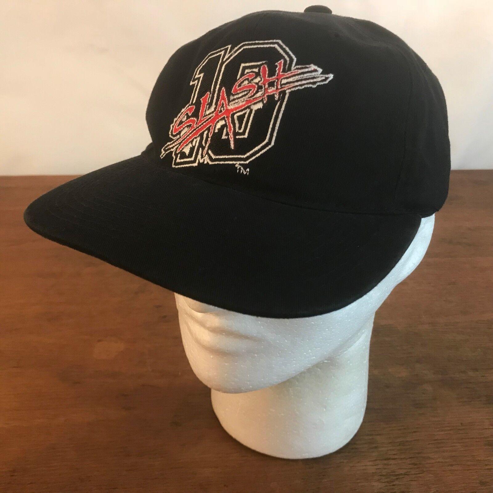Vintage Kordell Stewart Slash Baseball NFL Pittsburgh Steelers Strapback Baseball Slash Cap f8abf6