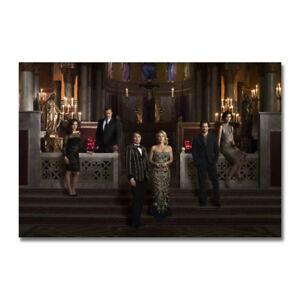 Hannibal Season 3 TV Series Silk Poster Print 13x18 24x32 inch