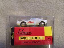 1/90 Schuco Piccolo Messe-Modell Nürnberg 2008 Lancia Stratos MINT !