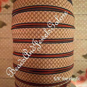 Girly foe girly elastic fashion hair tie fashion foe inspired girly ribbon bows