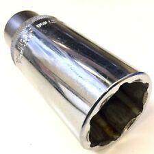 "Expert 27Mm 1//2/"" Square Drive Diesel Injector Socket Draper 16216"