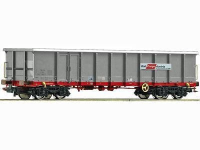 """Roco H0 76411 Schwenkdachwagen /""""Rail Cargo Austria/"""" der ÖBB OVP NEU"""