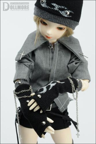 Black Kai Warmer Dollmore NEW  1//4 BJD SCALE SIZE  MSD