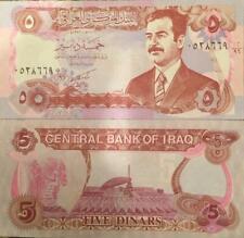 1 IRAQ 5000 DINAR 2003 P-94a FIRST START PREFIX AU//EF  *//*