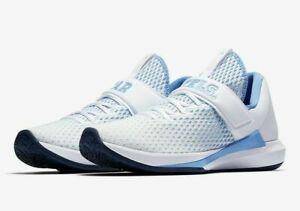 8f89175ef6a NEW Nike Jordan Trainer 3 UNC Mens Shoes White Carolina Blue ...