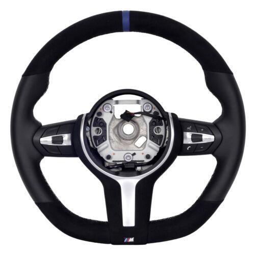 Lenkrad mit Echtlederbezug passend für BMW X6 F16 Tuning Leder 10-1106