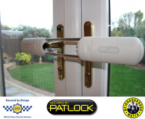 Patlock french patio double doors security bolt as seen on dragons image is loading patlock french patio double doors security bolt as planetlyrics Image collections