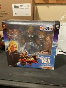 Storm Collectibles Toys Street Fighter V 5 The Eternal Rival Ken 1 12 Figure 4897072870152 Ebay