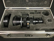 SALE ANGENIEUX HP SERIES II ZOOM 3.2/25-250MM LENS PL ARRIFLEX 35MM MOVIE CAMERA