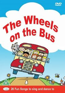 Image Is Loading Wheels On The Bus Dvd 20 Childrens Kids