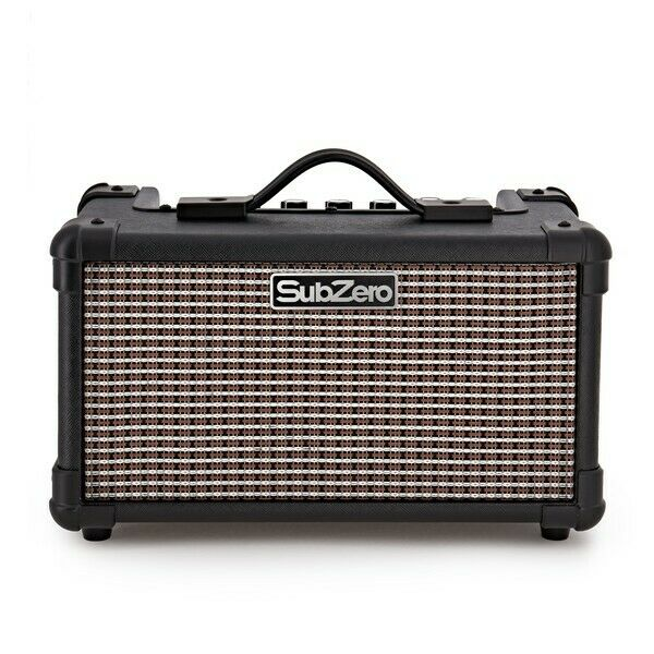 SubZero Portable Modelling Guitar Amp with Bluetooth