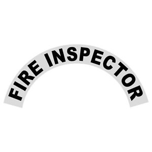 how to become a fire inspector