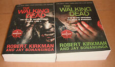 The Walking Dead: The Walking Dead: Rise of the Governor and the Road to Woodbury by Robert Kirkman and Jay Bonansinga (2014, Paperback)