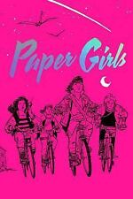 Paper Girls Deluxe Edition Volume 1 by Brian K. Vaughan (2017, Hardcover)